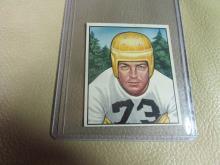 1950 Bowman card Darrell Hogan #89