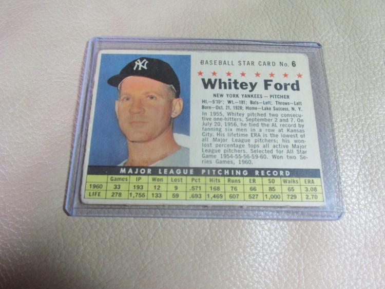 Whitey Ford Post #6