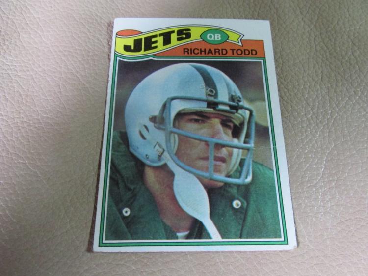 Richard Todd card #118