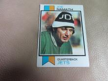 Joe Namath card #400