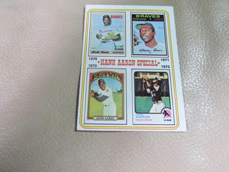 Hank Aaron special #6