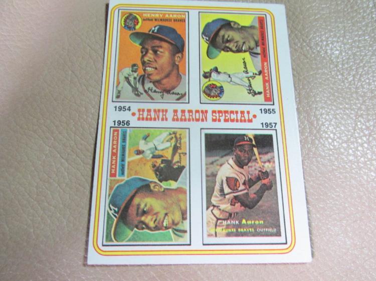 Hank Aaron special #2