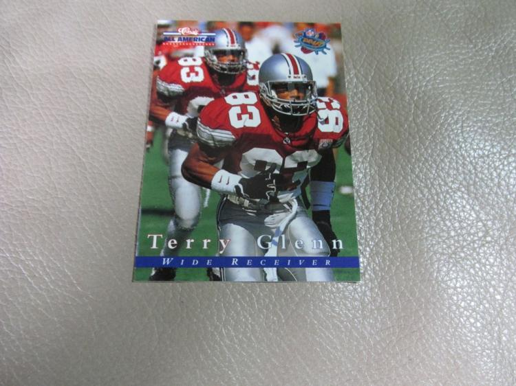 Terry Glenn rookie card #66
