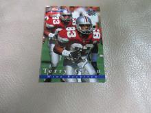 Terry Glenn rookie card #66