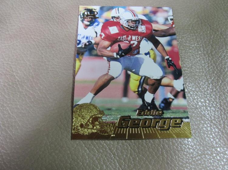Eddie George Rookie card #177