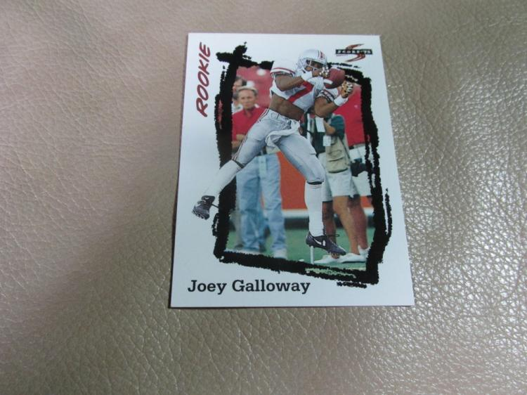 Joey Galloway rookie card #269