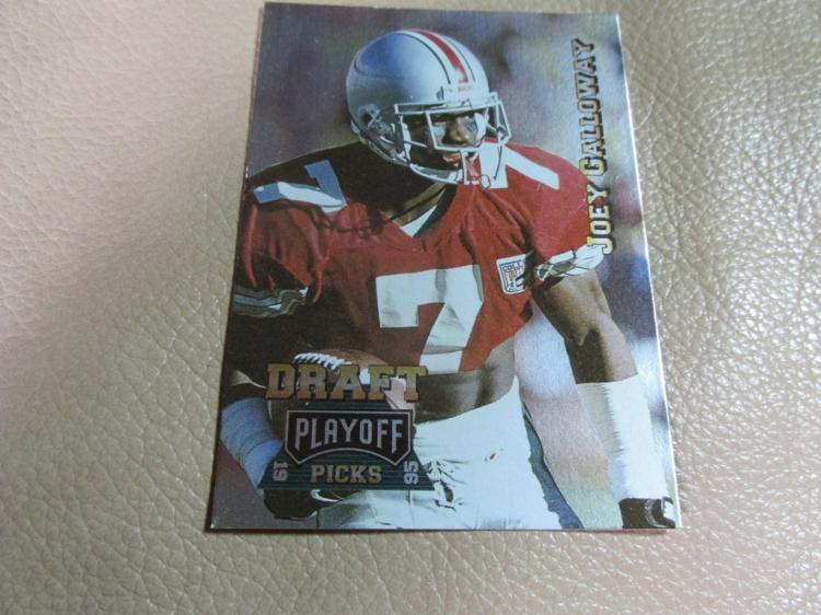Joey Galloway rookie card #167