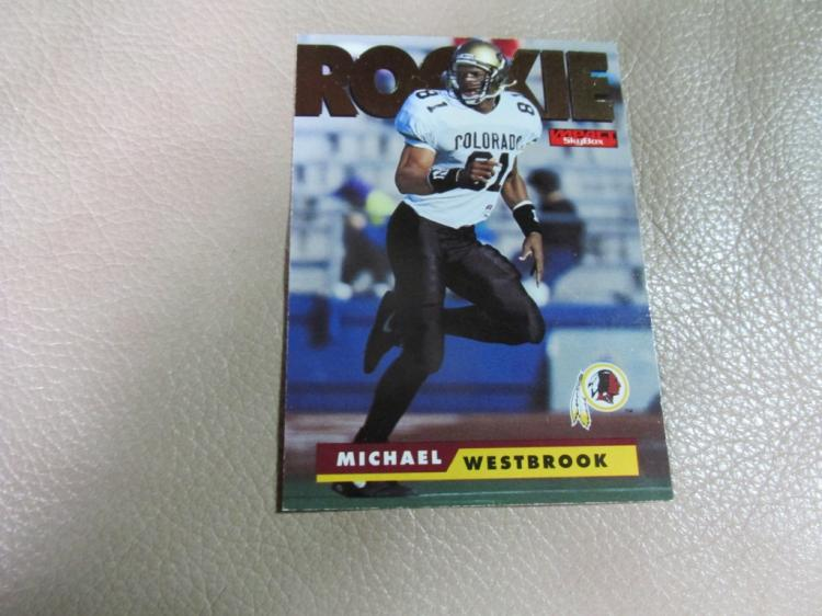 Michael Westbrook rookie card #172
