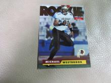 Michael Westbrook rookie card #172