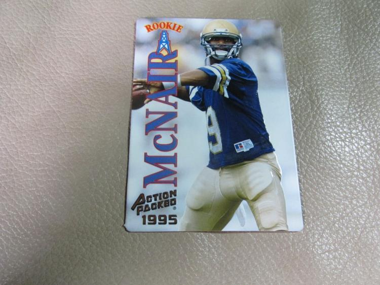 Steve Mcnair rookie card #36