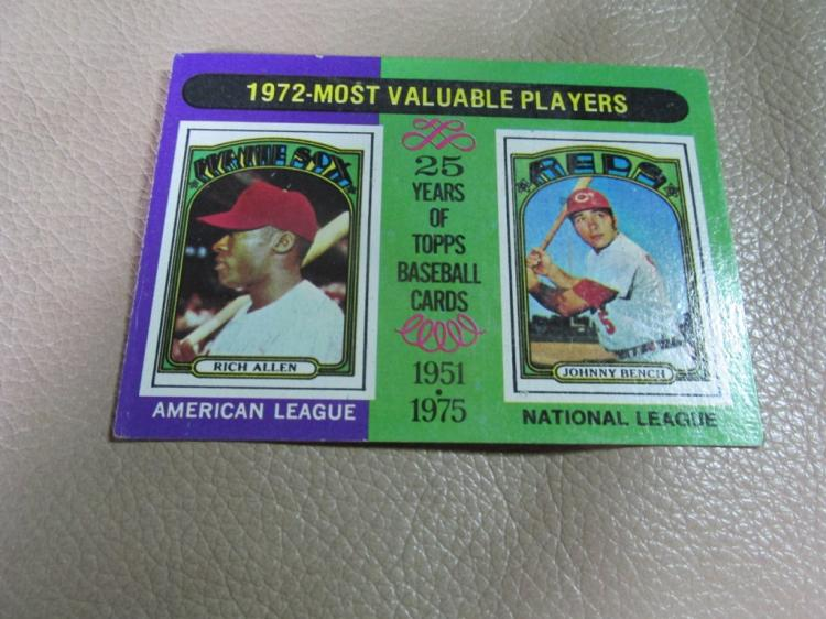 Most Valuable players card #210