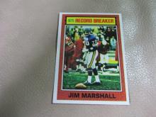 Jim Marshall card #4