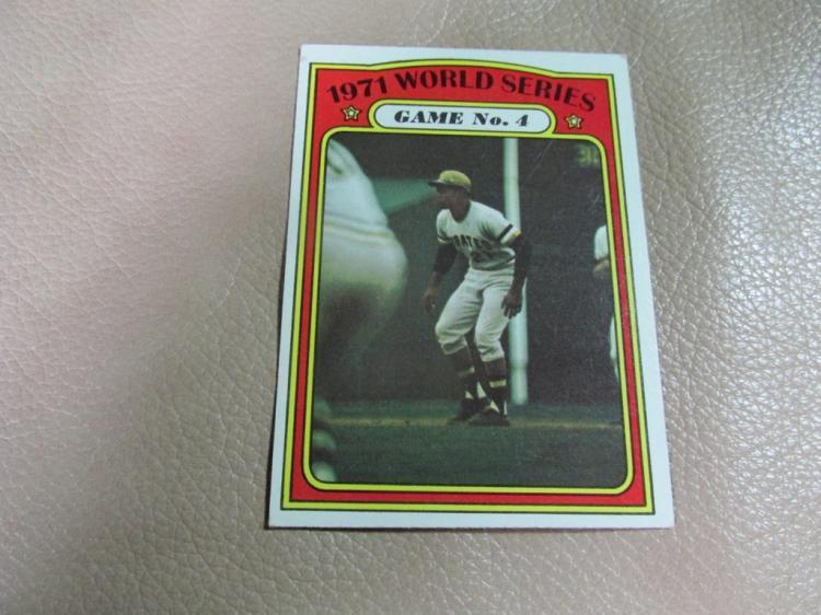 Roberto Clemente card # 226