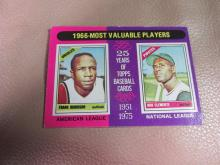 Most Valuable players card #204