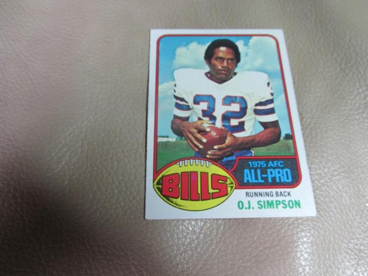 OJ Simpson card #300