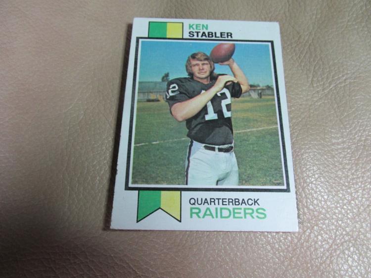 Ken Stabler card #487