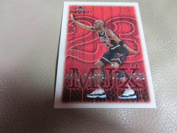 Michael Jordan card #101