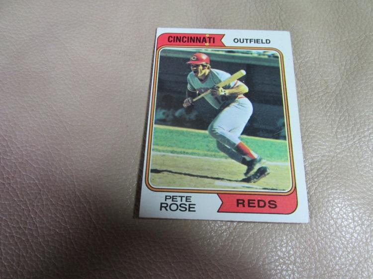 Pete Rose card #300