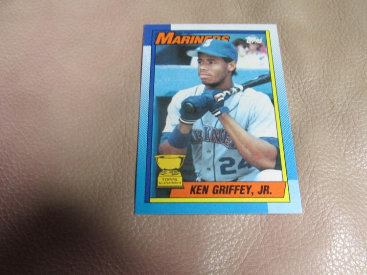 Ken Griffey Jr rookie card #336