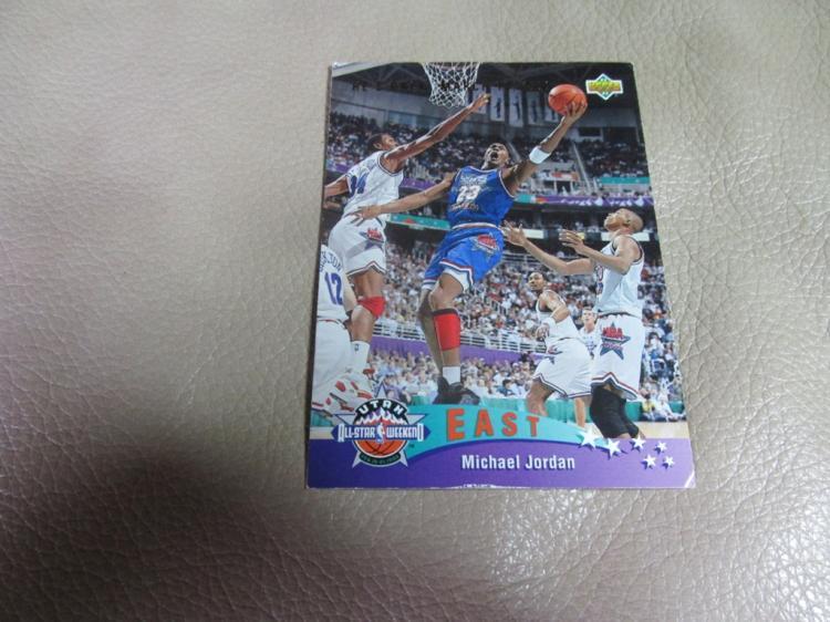 Michael Jordan card #425