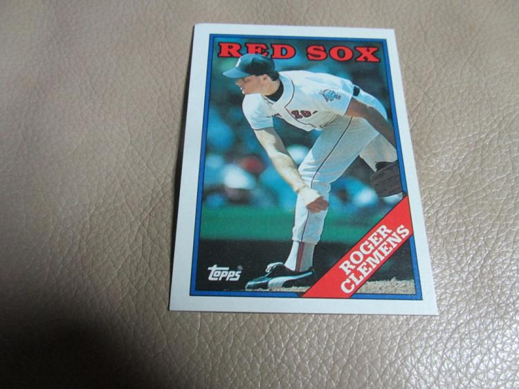 Roger Clemens card #70