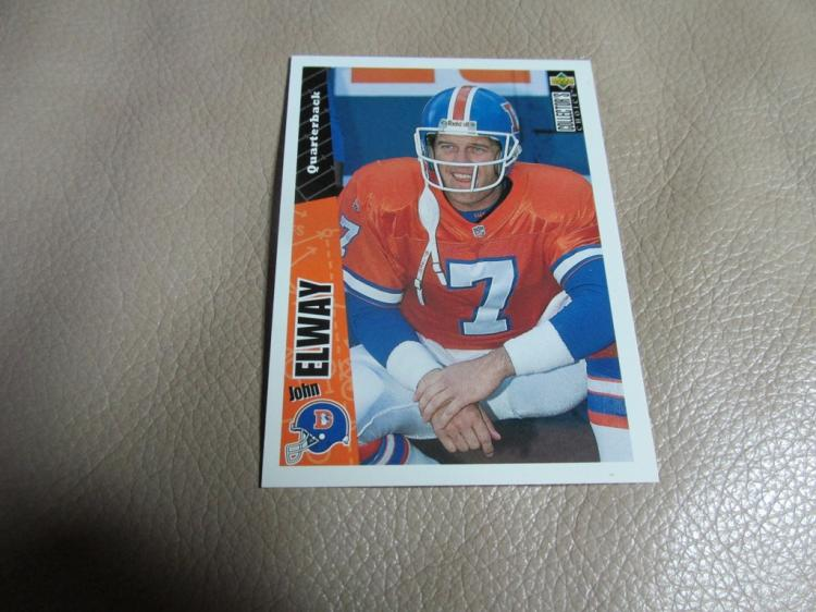 John Elway card #116
