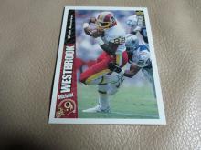 Michael Westbrook card #167