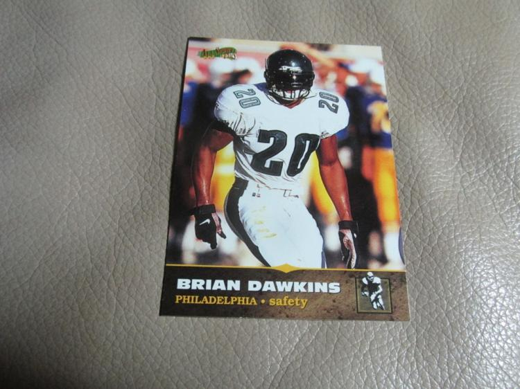 Brian Dawkins rookie card #153