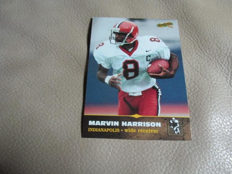 Marvin Harrison rookie card #142