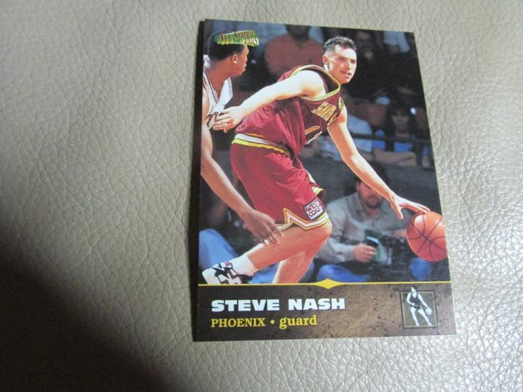 Steve Nash card