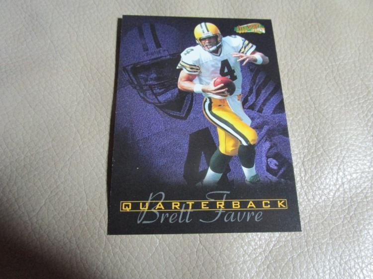 Brett Favre card #194