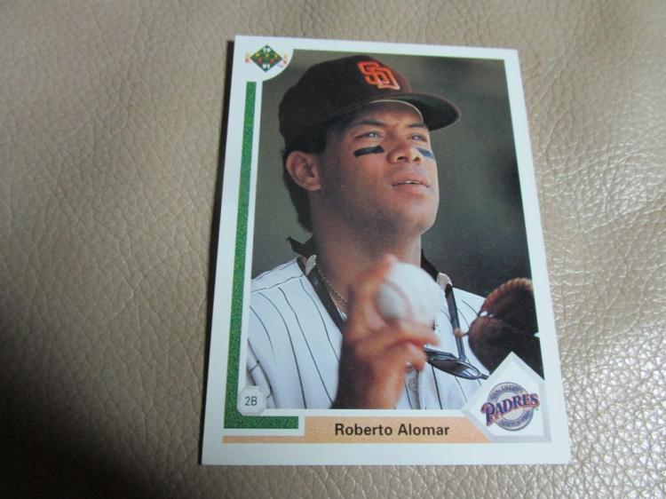 Roberto Alomar card #335