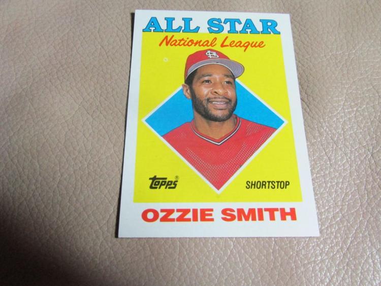 Ozzie Smith card #400
