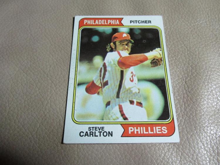 Steve Carlton card #95