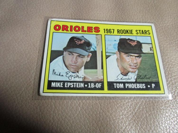 Rookie stars card #204