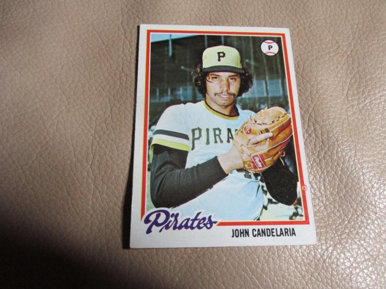 John Candelaria card #190