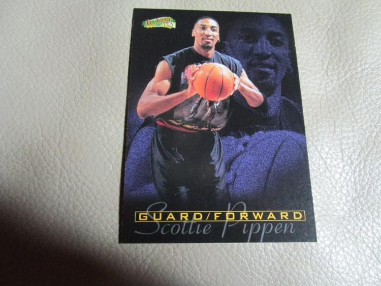 Scotty Pippen card #181