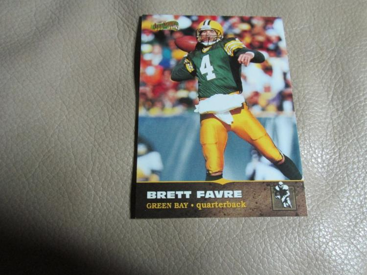 Brett Favre card #147