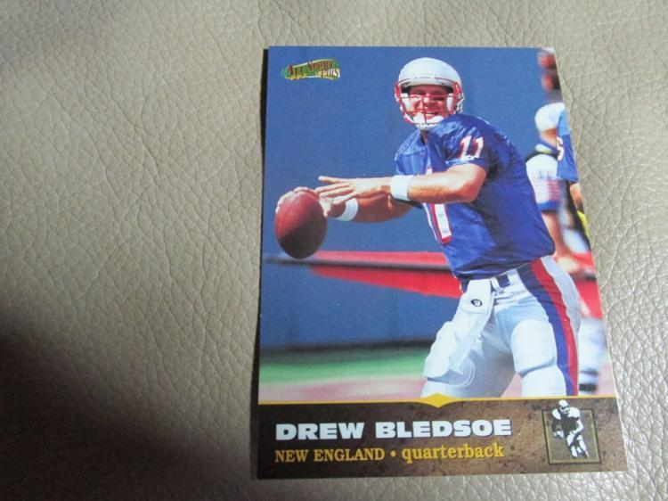 Drew Bledsoe card #127
