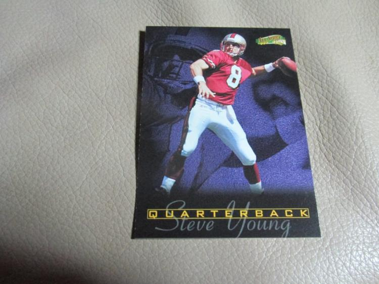 Steve Young card #187