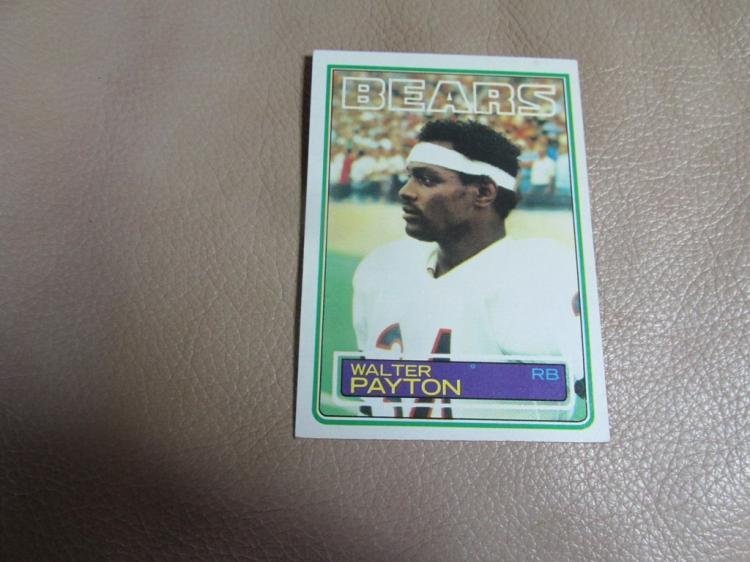Walter Payton card #36