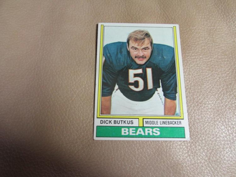 Dick Butkus card #230