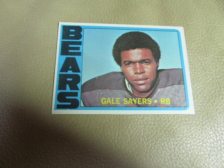 Gayle Sayers card #110