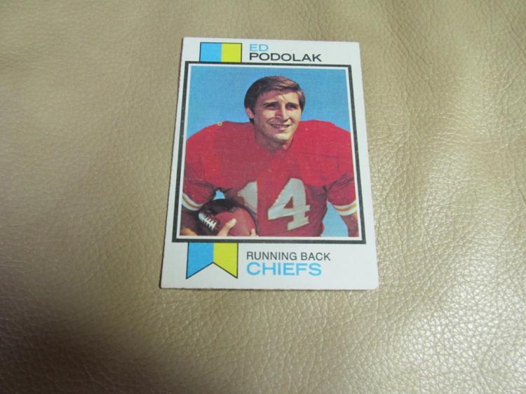 Ed Podolek card #373