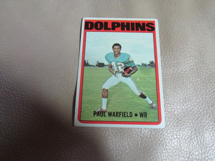 Paul Warfield card #167