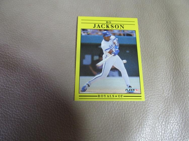 Bo Jackson card #561
