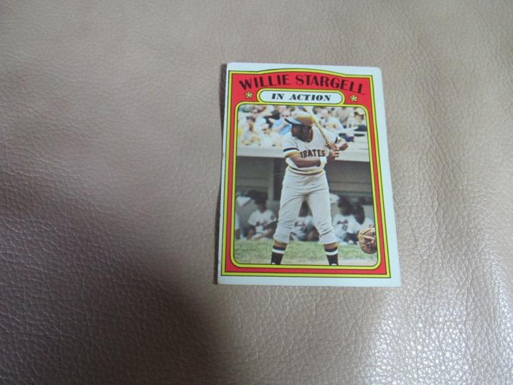 Willy Stargill card