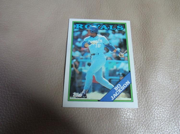 Bo Jackson card #750