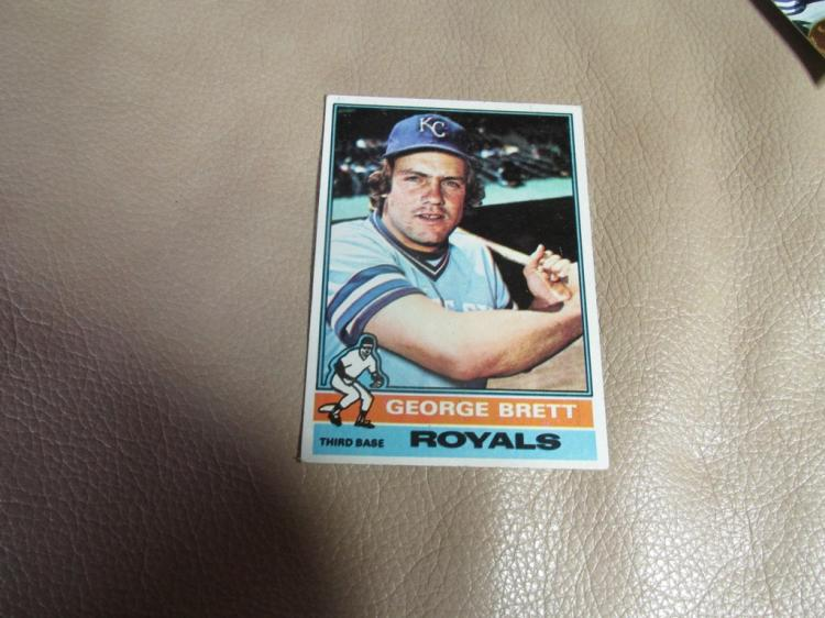 George Brett card #19