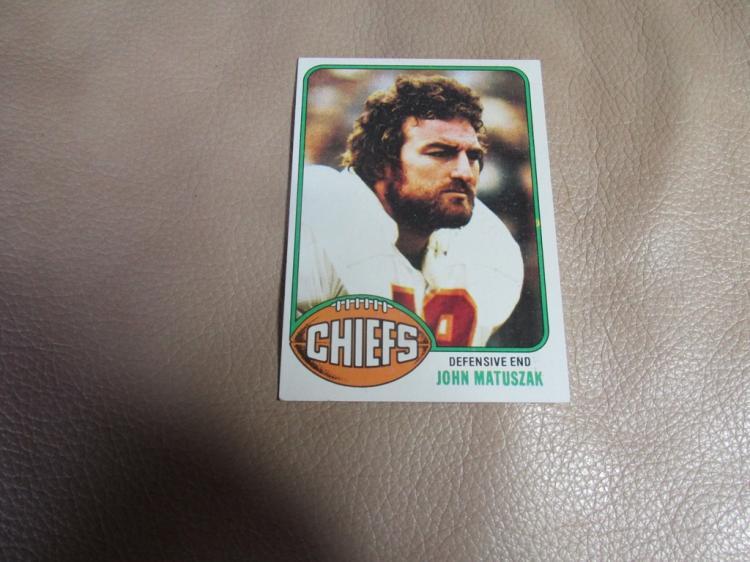 John Matuszak card #403